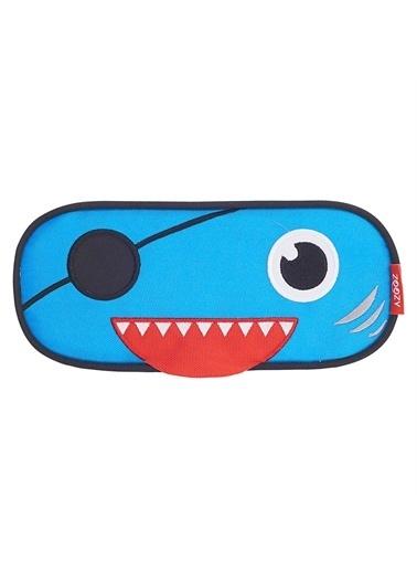 Zoozy Köpek Balığı Kalemlik Renkli